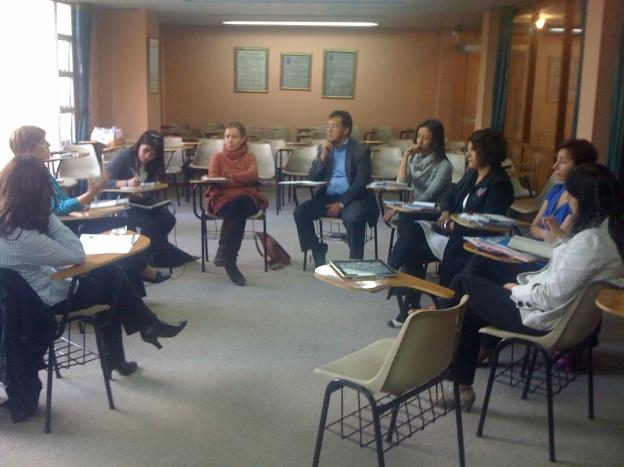 reunión de fundacion esperanza con sociedad civil 1